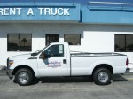 F250 Pickup with Regular Cab