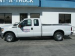 F250 Pickup with Extended Cab