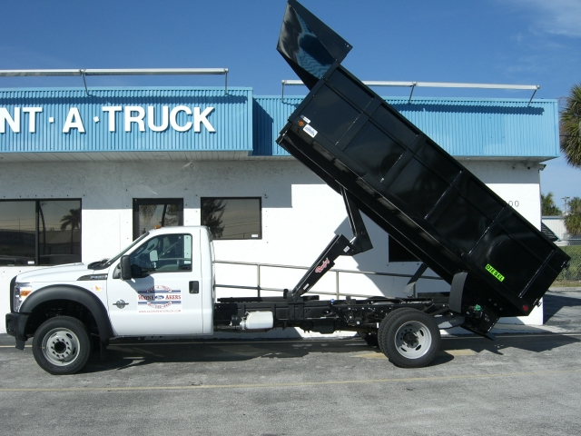 Ford F550 Payload Capacity