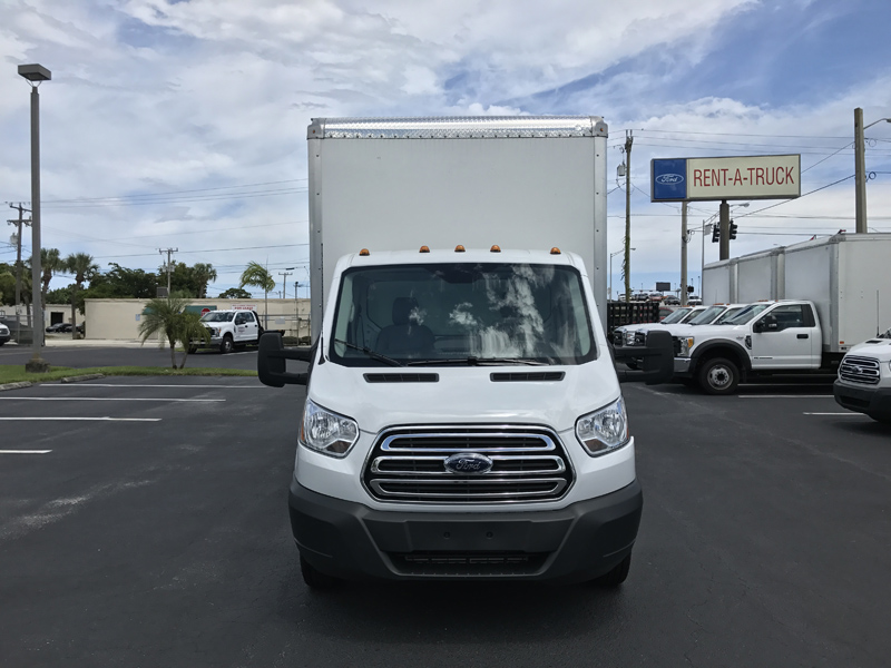 12 Box Truck With Lift Gate Akers Truck Rental