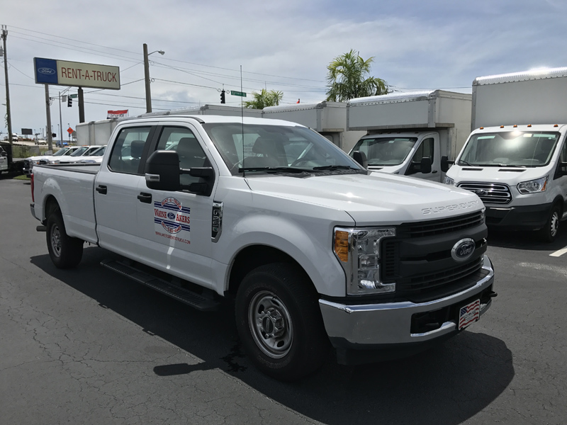 The Largest Selection Of Ford Rental Trucks In South East Florida