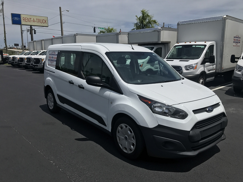 Ford Transit Connect Mini Cargo Van Features