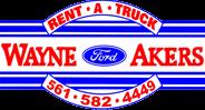 Akers Truck Rental Logo