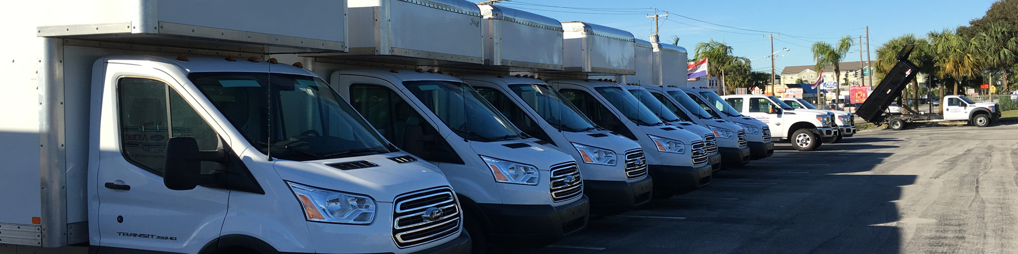 Wayne Akers Ford Truck Rental >> The Largest Selection of Ford Rental Trucks in South East Florida | Akers Rent A Truck